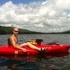 Kayaking on Mauch Chunk Lake